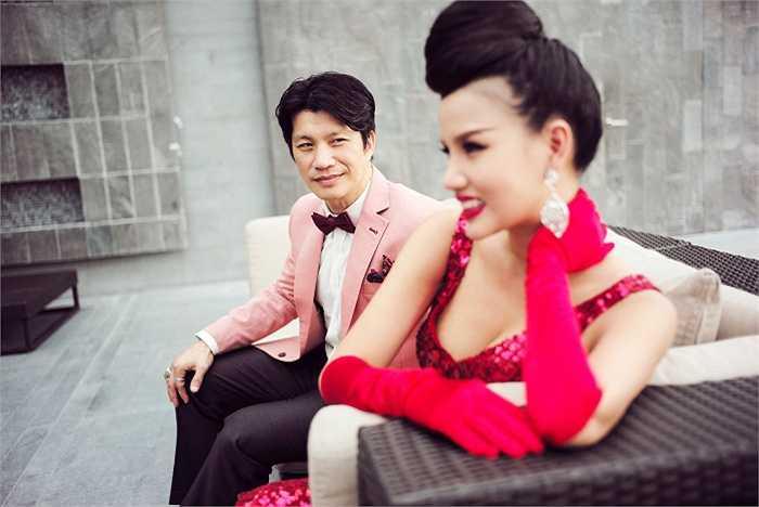 Cặp đôi vừa ra mắt khán giả bộ phim mới mang tên 'Dịu dàng'.