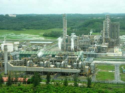 Lọc dầu Dung Quất bớt áp lực sau quyết định của Bộ Tài chính