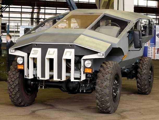 Xe bọc thép chở quân ZIL, do quân đội Nga sở hữu, là loại xe bọc thép hạng nặng cỡ lớn do ZIL, nhà sản xuất thiết bị hạng nặng, phương tiện quân sự, xe tải hàng đầu của Nga chế tạo