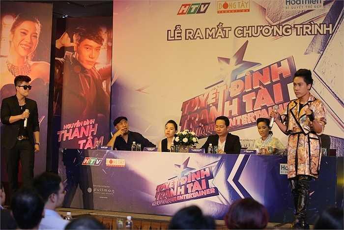 Hồng Nhung vẫn sẽ giữ vị trí giám khảo như mùa 1 cùng một giám khảo bí mật.