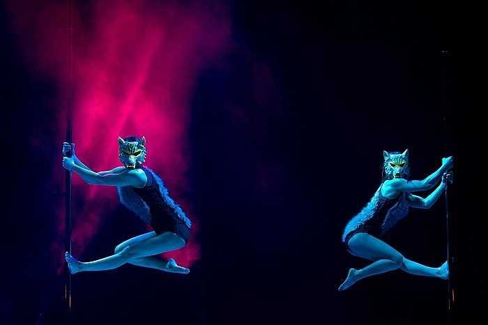Sức sáng tạo, độ dẻo dai của các nghệ sỹ tạo ra những màn biểu diễn sinh động