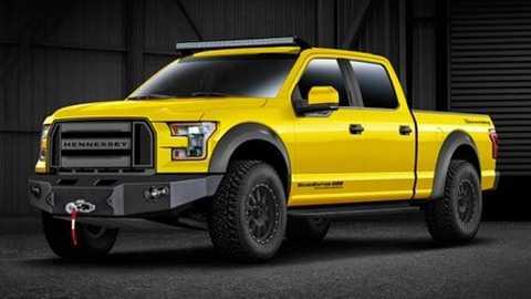 10 xe bán tải 'dã chiến và sang chảnh' nhất của Top Gear