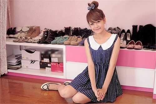 Từ xuất phát điểm này, Chi Pu liên tiếp xuất hiện trong vai trò người mẫu ảnh của các tạp chí teen, các chương trình dành cho giới trẻ.