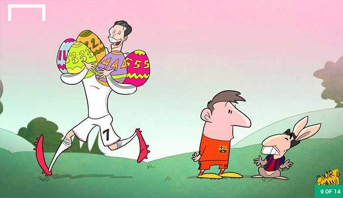 Ronaldo ghi liền 5 bàn và vươn lên dẫn đầu danh sách vua phá lưới châu Âu