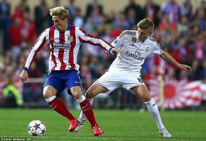 Torres vào sân trong hơn 10 phút cuối nhưng El Nino cũng không thể phá vỡ thế bế tắc của trận lượt đi