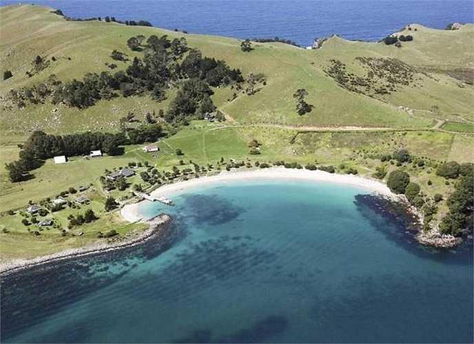 Hiện nay, hòn đảo vẫn có dịch vụ cho thuê nghỉ ngơi, cắm trại với giá 250 - 750 USD/đêm
