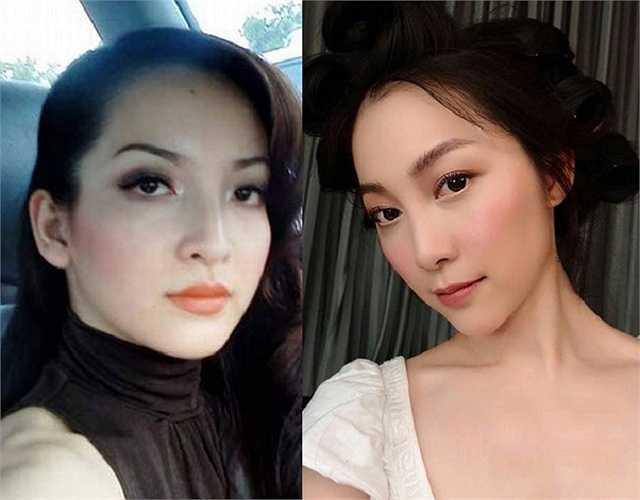 Hiện có tin đồn Đặng Linh Nga đã ly hôn chồng.