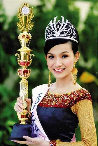 Đăng quang Hoa hậu hoàn vũ Việt Nam 2008, Thùy Lâm không tham gia nhiều hoạt động showbiz như nhiều người đẹp khác mà cô nhanh chóng lên xe hoa cùng ông xã người Bắc.