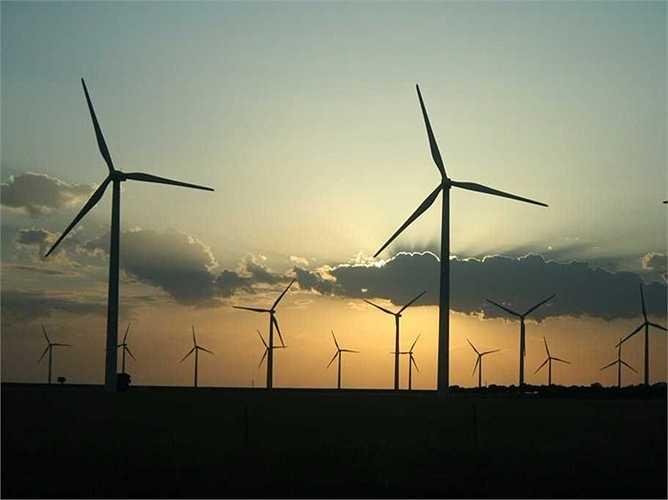 Thợ kỹ thuật tua-bin gió: Thu nhập trung bình: 23,79 USD/giờ, tăng trưởng việc làm: 21%. Mô tả công việc: Kiểm tra, chuẩn đoán, điều chỉnh, hoặc sửa chữa tua-bin gió. Thực hiện bảo trì thiết bị tua bin gió trong đó có giải quyết trục trặc về điện.