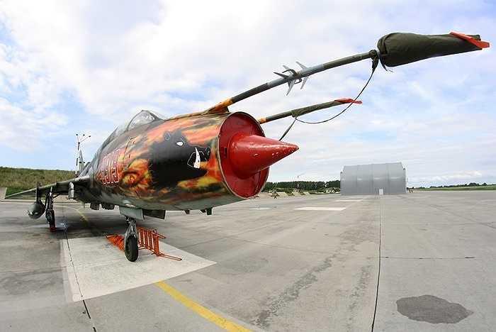 Biến thể cuối cùng dòng Su-22 mà Việt Nam nhận được là Su-22M4