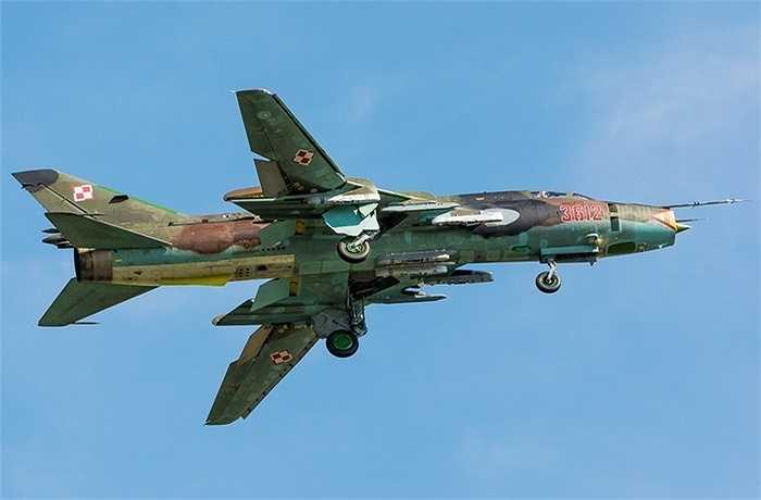 Máy bay có tầm bay chiến đấu 1.150km (với 2 tấn vũ khí)