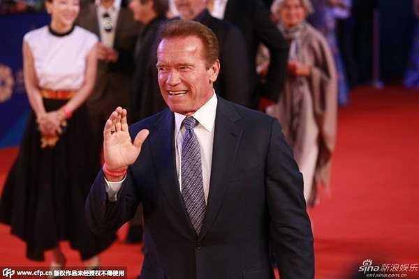 Liên hoan phim có sự góp mặt của 'Kẻ hủy diệt' ArnoldSchwarzenegger. (Nguồn: Zing)