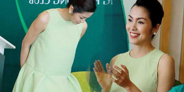 Tăng Thanh Hà sinh con trai