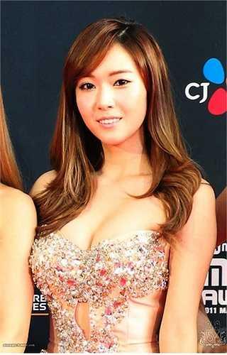 Jessica sở hữu đường cong quyến rũ có tiếng khi còn là một thành viên của SNSD.