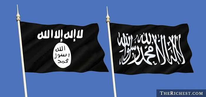 7. IS kiếm được hàng triệu USD mỗi ngày. Ngoài việc cướp bóc, phiến quân Hồi giáo tàn bạo còn kiếm được tiền nhờ buôn bán người, buôn bán nội tạng và khai thác tài nguyên thiên nhiên tại nơi chiếm đóng