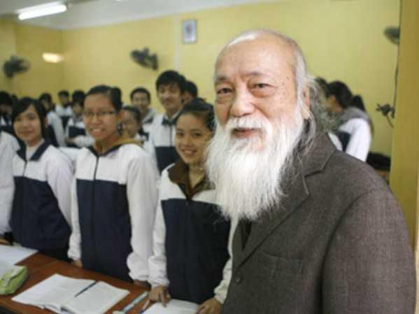 PGS Văn Như Cương tuyển sinh vào lớp 6
