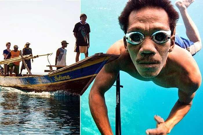 Những người dân của bộ tộc này sinh sống bám biển và họ biết được vị trí hay xuất hiện cá voi