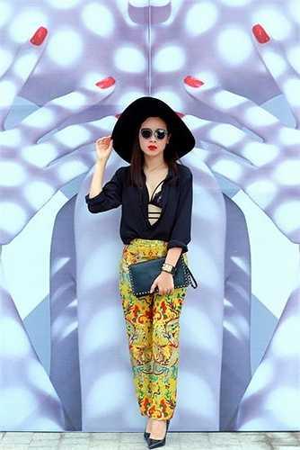 Lưu Hương GIang cho biết trong thời gian tới cô sẽ thay đổi phong cách và biến hóa nhiều hơn dể khán giả không nhàm chán