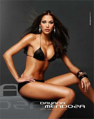 Dayana Mendoza xứng đáng giành ngôi Hoa hậu đẹp nhất năm 2008
