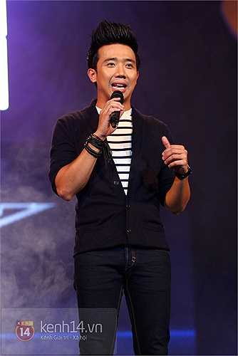 Trấn Thành từng lộ nhược điểm khi nhận vai trò MC cuộc thi Người dẫn chương trình 2013.
