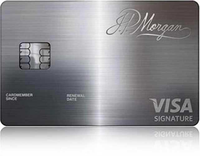 Thẻ JP Morgan Chase Palladium được làm bằng vàng trắng và bạn sẽ phải trả 600 USD hàng năm cho phí giữ thẻ. Riêng về bản thân của chiếc card có trị giá 1000 USD bằng vàng và vàng trắng. Mỗi khi bạn sử dụng tiền đến hàng 6 con số, JP Morgan sẽ cộng cho bạn 35.000 điểm.