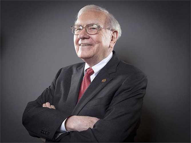 Warren Bufett với tổng tài sản 58,5 USD là người đầu tư thông minh từ thời trung học cùng với một người bạn về máy chơi pinball. Số tiền thu được tiếp tục được nhân lên và đầu tư vào cổ phiếu sau đó là một doanh nghiệp nhỏ. Năm 26 tuổi, ông đã có 174.000 USD (khoảng 1,4 triệu USD ngày nay).