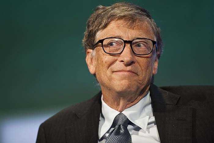 Bill Gates thường đứng ở vị trí số 1 trong Top những người giàu nhất thế giới.