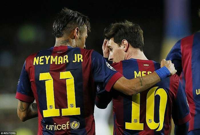 Dù gặp đối thủ nào ở bán kết, Barca vẫn sẽ được xếp trên cơ