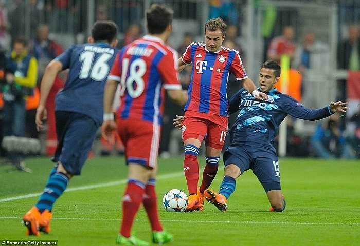 Bayern Munich có đủ những nhân tố cho chiến thắng từ băng ghế huấn luyện xuống dưới sân cỏ