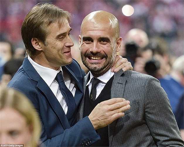 Trước đó, Pep Guardiola đã bị chỉ trích nhiều về thất bại của Bayern Munich.
