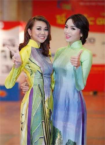 Sức trẻ cũng không giúp Kỳ Duyên có được lợi thế khi đọ sắc với U40 Thanh Hằng.