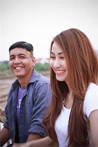Xem thêm những hình ảnh của Ngân Khánh và Đức Thịnh trong 'Ma dai'.