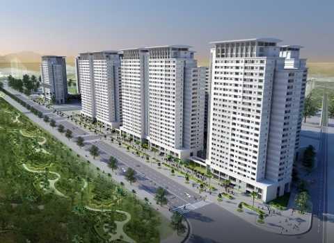 Dự án Park View Residence nằm trên đường Lê Văn Lương Kéo dài - tuyến đường trọng điểm phía Tây Nam của Hà Nội
