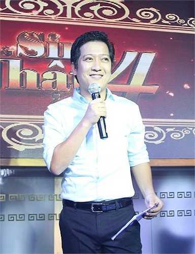 Sự kiện tối qua có sự góp mặt của khá nhiều nghệ sỹ trong showbiz. Trường Giang giữ vai trò MC của chương trình.