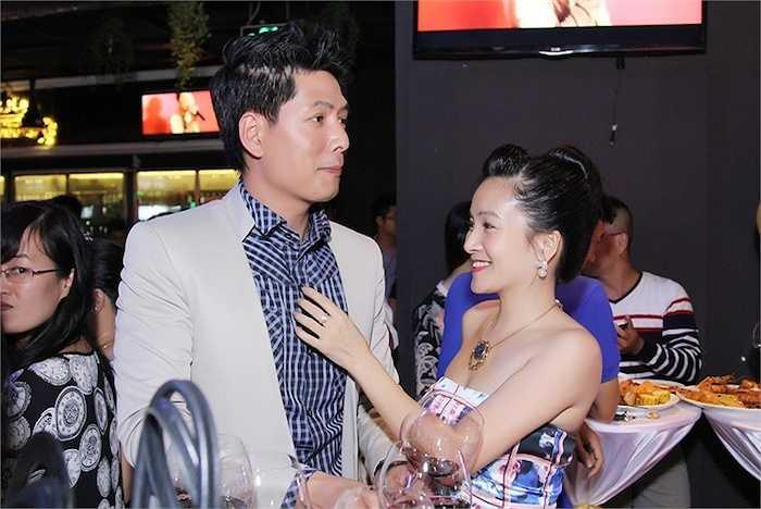 Kết hôn vào ngày 15/4/2008, đến nay vợ chồng Bình Minh và Anh Thơ đã có trọn 7 năm bên nhau.
