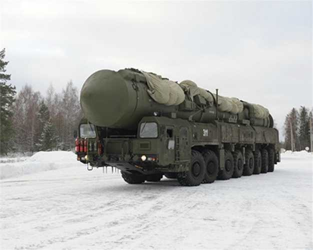 Tên lửa RS-2 4 Yars có tầm bắn xa khoảng 11.000km, được thiết kế để mang tối đa 6 đầu đạn, với mỗi đầu đạn có thể bắn xuống các mục tiêu khác nhau.