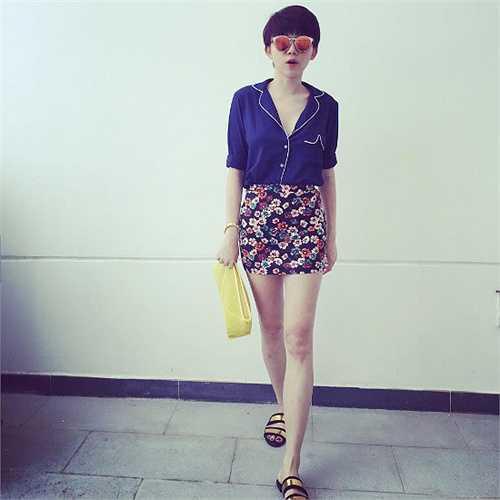 Và dẫn đầu nhóm sao Việt mặc đẹp trong showbiz.