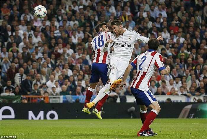 Ở trận đấu này, Real Madrid mất Luka Modric, Gareth Bale và Karim Benzema vì gặp chấn thương.
