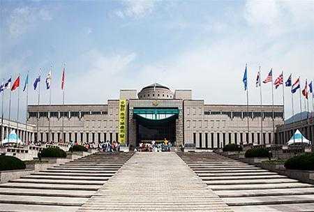 Đài tưởng niệm chiến tranh Hàn Quốc