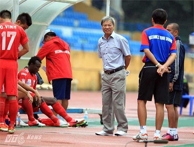Theo đại diện CLB Bình Dương, ông Hải nhiều lần bày tỏ nguyện vọng được nghỉ ngơi vì tuổi cao, sức yếu nhưng lãnh đạo đội bóng đã động viên ông tiếp tục công việc.