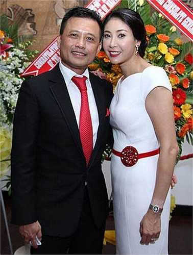 Sau khi chia tay Nguyễn Gia Thiều, hiện tại cô đang có cuộc sống hạnh phúc bên cạnh ông xã Huỳnh Trung Nam.