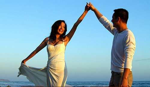 Năm 2006, Ngọc Thúy kết hôn với đại gia Việt kiều Nguyễn Đức An. Tuy nhiên cuộc hôn nhân này chỉ kéo dài được 2 năm. Đến năm 2008, họ đã tòa ly hôn vì nhiều mâu thuẫn trong cuộc sống.