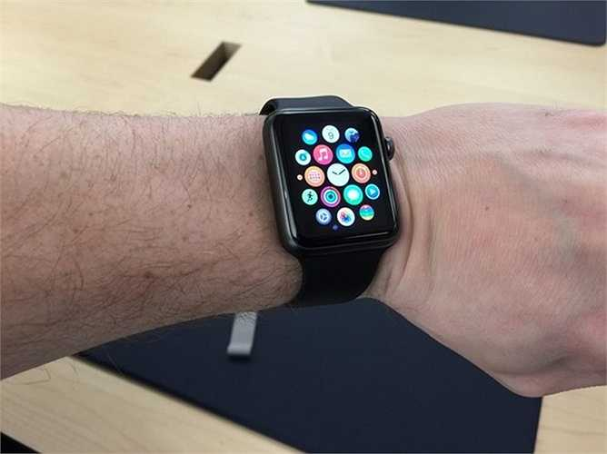 Trang bị công nghệ cảm ứng lực tương tự như Apple Watch: Cũng theo nhận định của ông Ming Chi-Kuo, chiếc iPhone tiếp theo sẽ được trang bị công nghệ Force Touch (cảm ứng lực) vốn đã xuất hiện trên hai sản phẩm gần đây nhất của Apple là MacBook và Apple Watch.