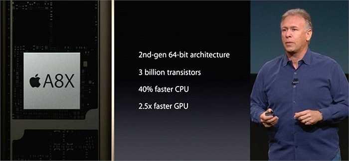 Vi xử lý tốt hơn: Apple thường nâng cấp vi xử lý cho mỗi thế hệ iPhone mới vì vậy chúng ta hy vọng chiếc iPhone 7 sẽ được cải thiện hơn nữa về hiệu năng. Mặc dù chưa rõ những cải thiện này chính xác là gì nhưng theo thông tin trên tạp chí Bloomberg, Apple đã lựa chọn Samsung, thay vì hãng sản xuất bán dẫn Đài Loan làm đối tác sản xuất chip mới cho iPhone.