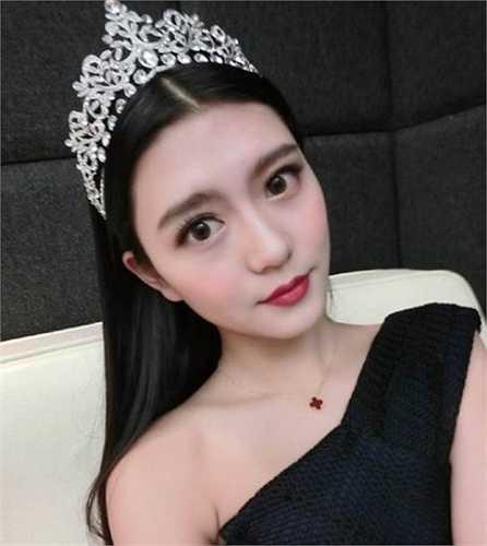 Từ khi mới 12 tuổi,  Đinh Uyển Trữ  đã tham gia cuộc thi người mẫu học đường và gây được sự chú ý của giới truyền thông nước này.