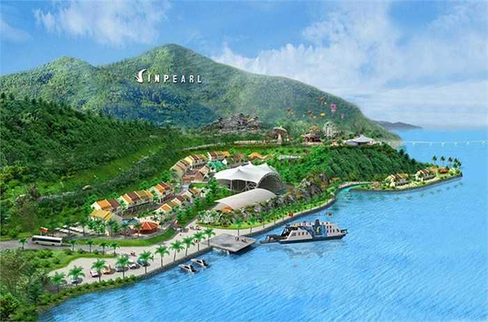 1. Vinpearl Land: Toạ lạc trên đảo Hòn Tre với những bãi biển trong xanh quanh năm, Vinpearl Land được biết đến như 'thiên đường của miền nhiệt đới'. Du khách có thể di chuyển bằng cáp treo hoặc bằng ca nô từ trung tâm thành phố Nha Trang để tới đây.