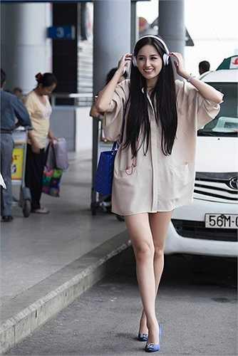 Mai Phương Thuý là một trong những Hoa hậu được chú ý nhất nhì showbiz Việt.