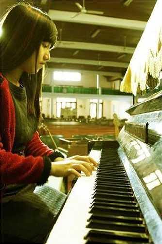 Dự định của Thương là thi vào Nhạc viện TP Hồ Chí Minh.