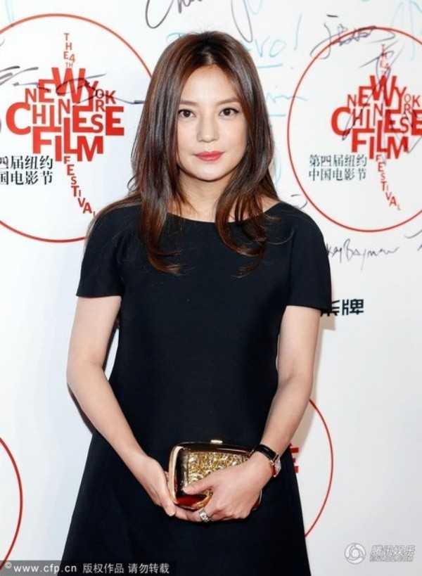 Triệu Vy quá bận không thể xem phim mới của Phạm Băng Băng.