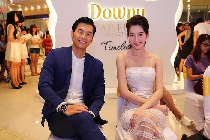 Trong event, anh hé lộ thông tin về bộ phim ngắn thời trang cùng Đặng Thu Thảo nói về vẻ đẹp thanh lịch của phụ nữ Việt Nam sẽ ra mắt vào đầu tháng 5/2015